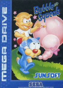 Bubble and Squeak - Mega Drive password e trucchi