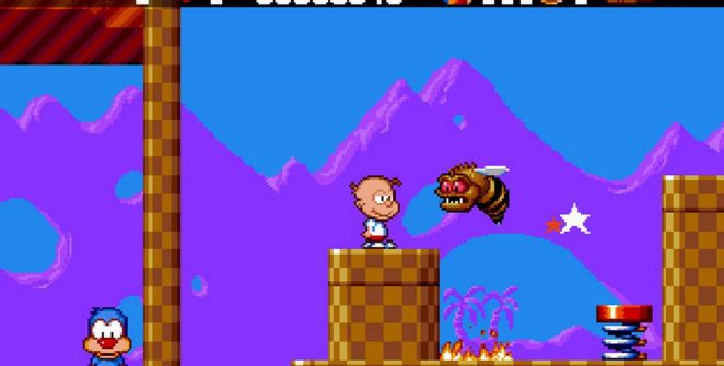 Bubble and Squeak - Mega Drive password e trucchi videogame