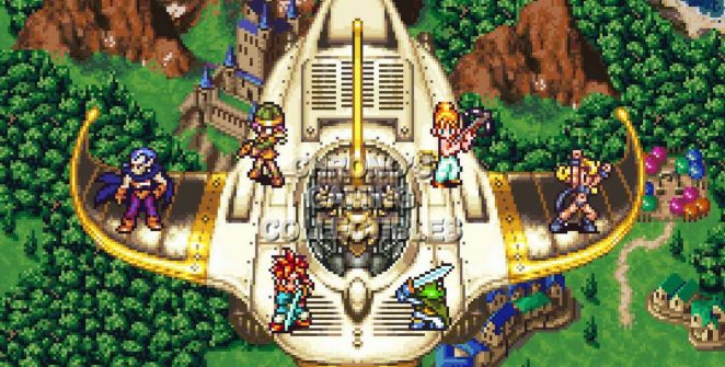 Chrono Trigger - Nintendo DS soluzione e guida videogame