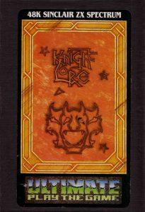 Knight Lore - ZX Spectrum trucchi e codici