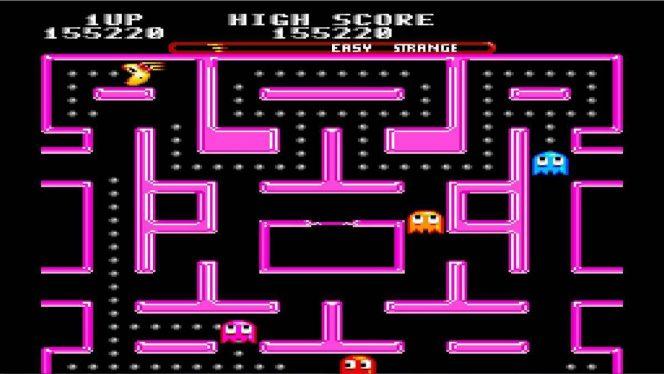 Ms. Pac-Man - SNES trucchi e codici videogame