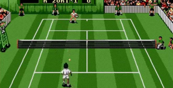 Pete Sampras Tennis - Mega Drive password videogame