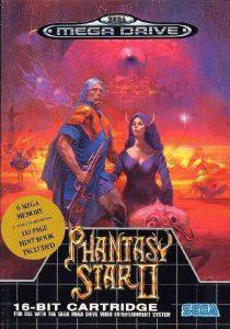 Phantasy Star II - Mega Drive trucchi