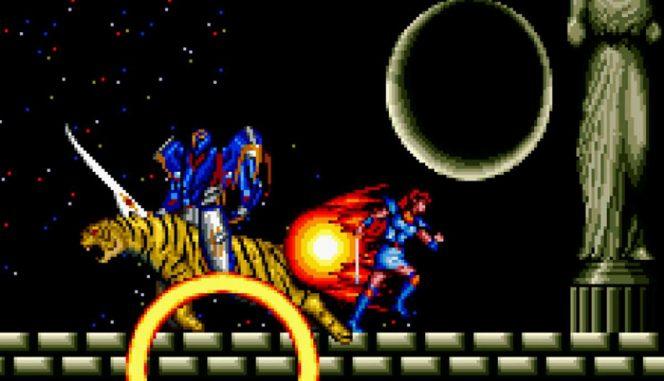Super Valis IV - SNES trucchi e codici videogame