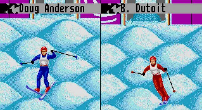 Winter Olympics - Sega Mega Drive trucchi videogame