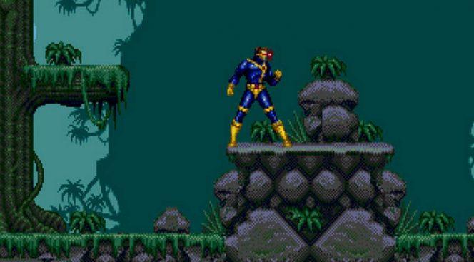 X-Men - Sega Mega Drive trucchi videogame