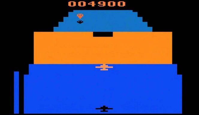 Zaxxon - Atari 2600 trucchi e codici videogame