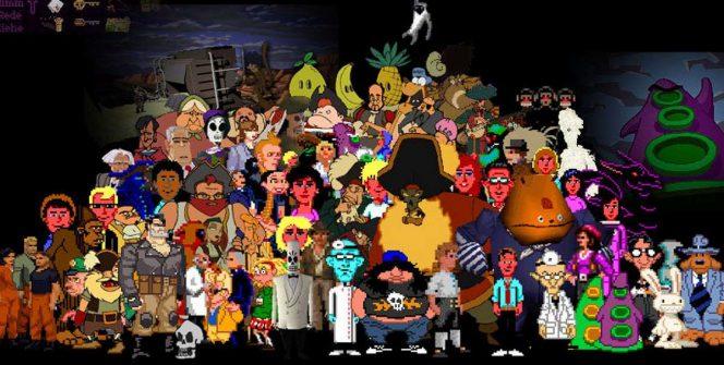 10 personaggi iconici creati dalla LucasArts