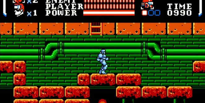 Power Blade - NES password e trucchi videogame