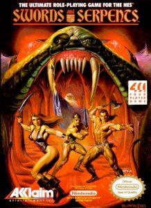 Swords and Serpents - NES password e trucchi