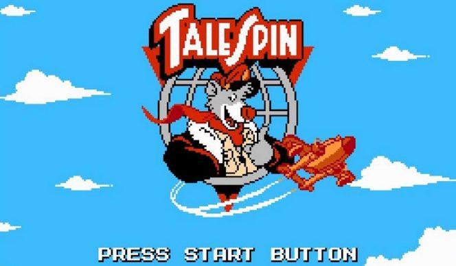 TaleSpin - NES trucchi e codici videogame