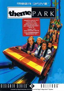 Theme Park - Mega Drive password