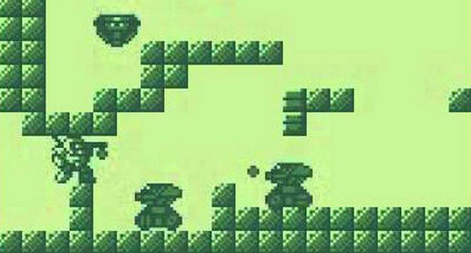 After Burst - Game Boy password videogame