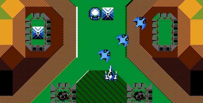 Alpha Mission - NES trucchi e codici videogame