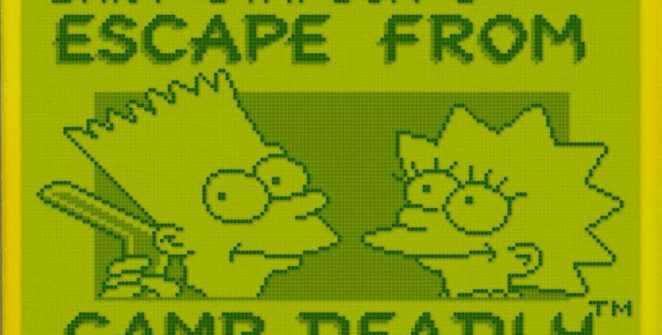 Bart Simpson's Escape From Camp Deadly - Game Boy trucchi videogame