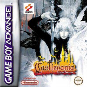 Castlevania Aria of Sorrow - GBA password