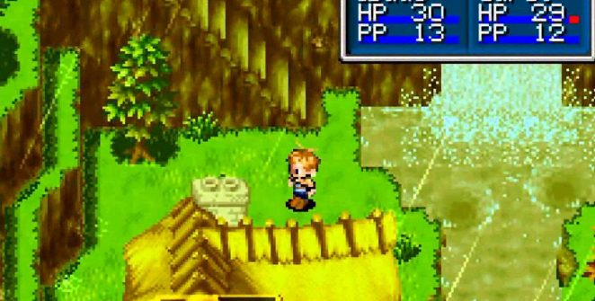 Golden Sun - Game Boy Advance trucchi videogame