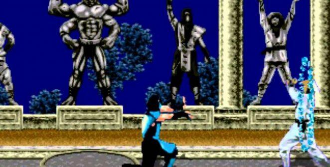 Mortal Kombat - Mega Drive trucchi e bonus videogame