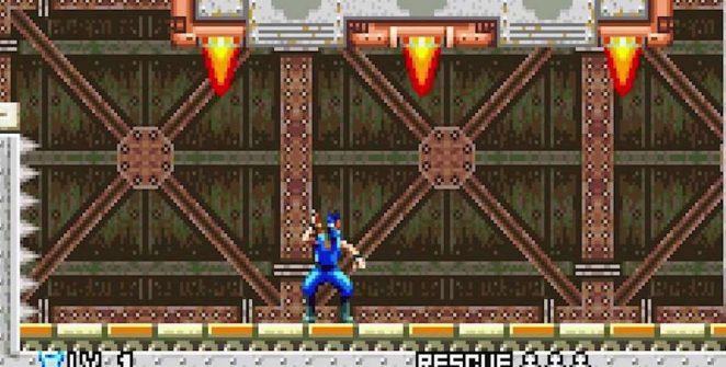 Ninja Five-O - Game Boy Advance trucchi videogame