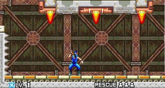 Ninja Five-O - Game Boy Advance trucchi videogame