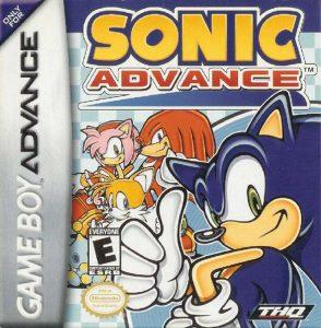 Sonic Advance - GBA trucchi e codici