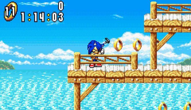 Sonic Advance - GBA trucchi e codici videogame
