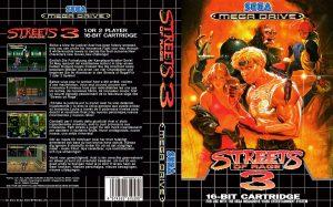 Streets of Rage 3 - Mega Drive trucchi