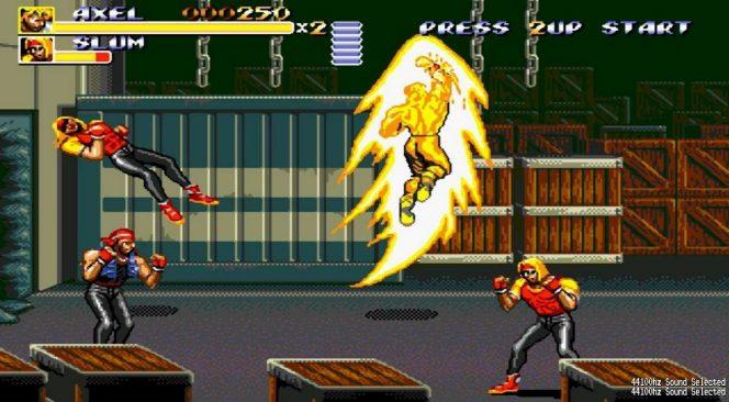 Streets of Rage 3 - Mega Drive trucchi videogame