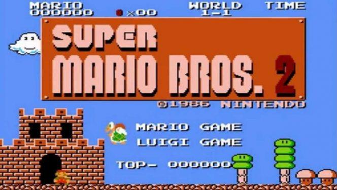 Super Mario Bros. 2 - NES trucchi videogame