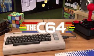 THEC64 Mini, la replica del Commodore 64 arriva nel 2018