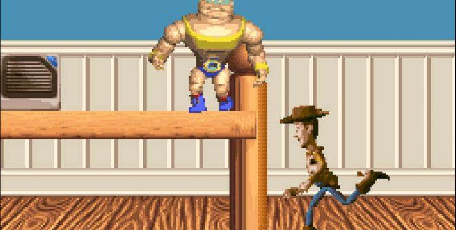 Toy Story - SNES trucchi e codici videogame
