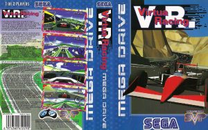 Virtua Racing - Mega Drive trucchi