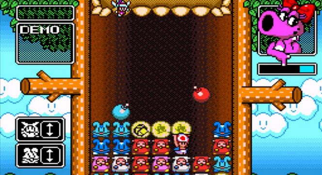 Wario's Woods - SNES trucchi videogame
