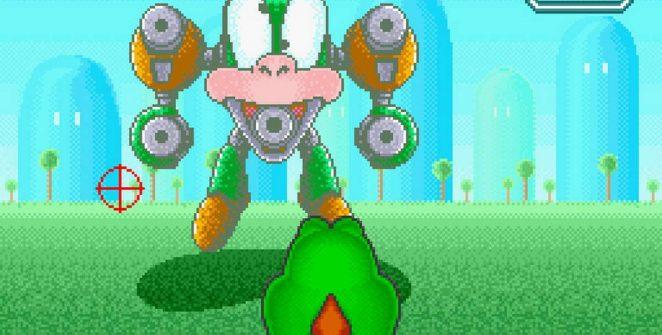 Yoshi's Safari - SNES trucchi videogame