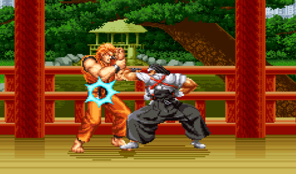 Art of Fighting - SNES trucchi videogame
