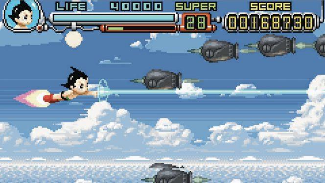 Astro Boy Omega Factor - GBA trucchi videogame