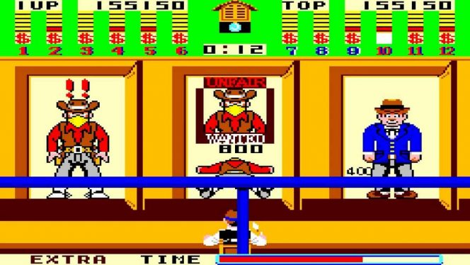 Bank Panic - Master System trucchi videogame