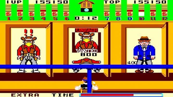 Bank Panic - Master System trucchi videogame
