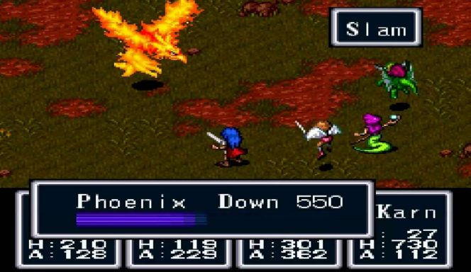 Breath of Fire - Super Nintendo soluzione videogame