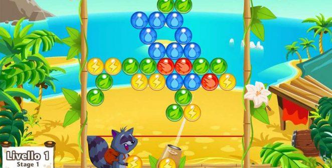 Bubble Island - Facebook trucchi videogame