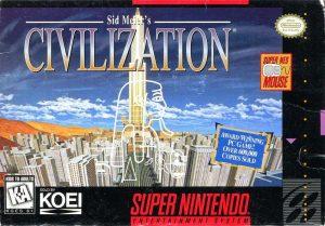 Civilization - SNES trucchi e codici