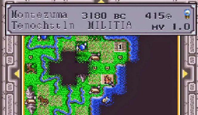 Civilization - SNES trucchi e codici videogame