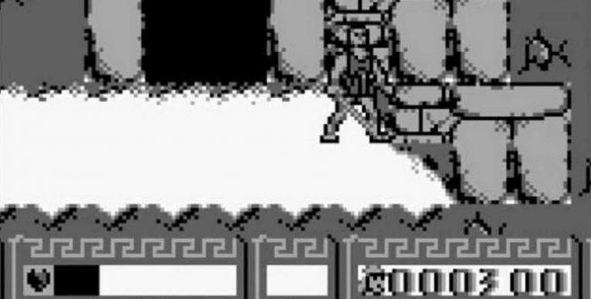 Disney's Hercules - Game Boy password videogame