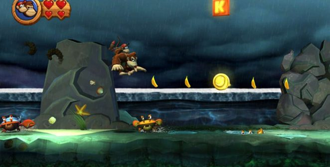 Donkey Kong Country Returns - Wii trucchi videogame