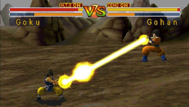 Dragon Ball Final Bout - PS1 trucchi videogame