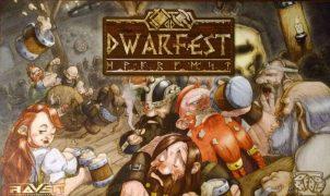 Dwarfest - Gioco da tavolo Raven Distribution (2015)