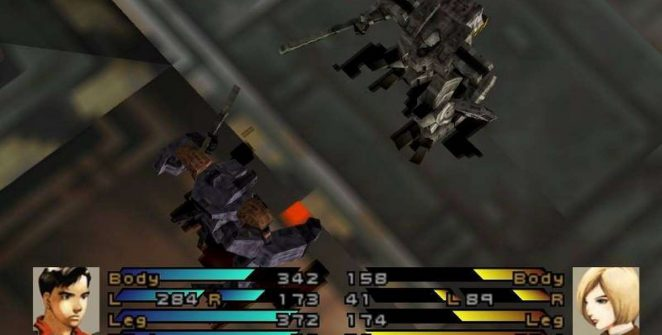 Front Mission 3 - PS1 password videogame
