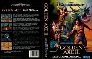 Golden Axe II - Mega Drive trucchi
