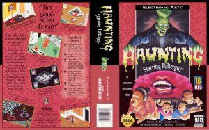 Haunting Starring Polterguy - Mega Drive trucchi