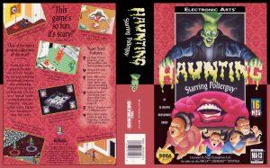 Haunting Starring Polterguy - Mega Drive trucchi